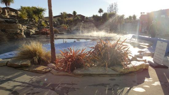 Oakridge Resort Lake Wanaka: Pool