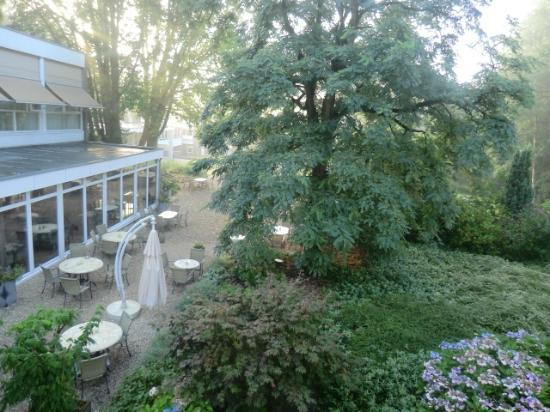 Fletcher Hotel-Restaurant Amersfoort: View from our room
