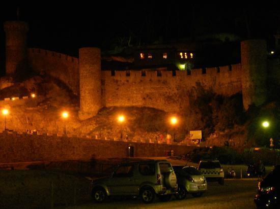 Hotel Simeon: Mura antiche