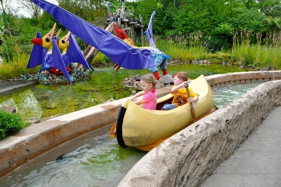 Village de vacances LEGOLAND : ride in the park