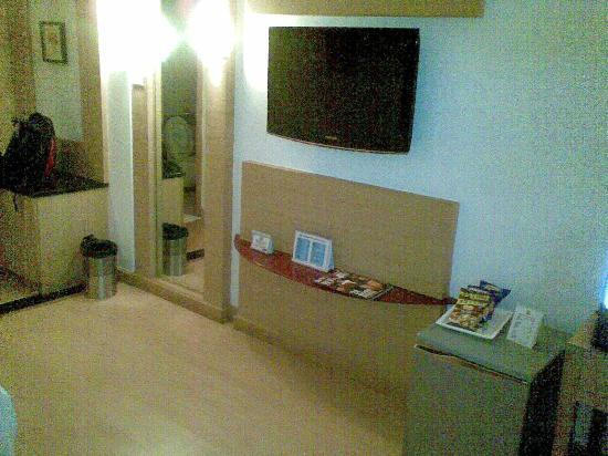 Hotel Anand Regency: Television and Mini Bar