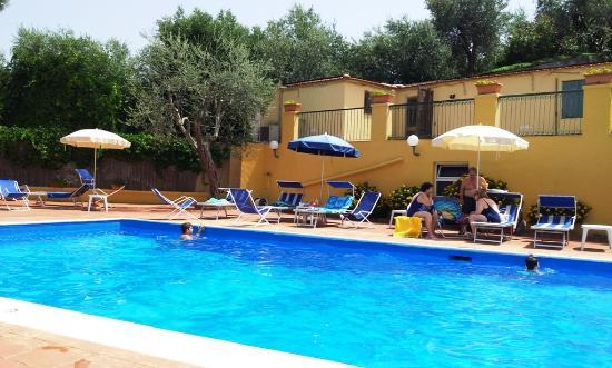 Hotel Villa Igea: Villa Igea Swimming pool