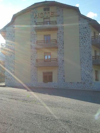 Hotel Bielsa: Hotel