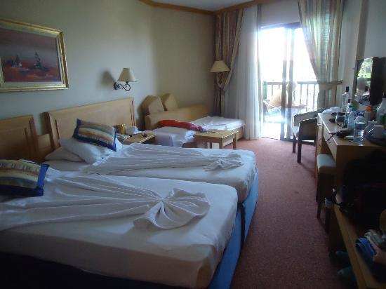 Alba Resort Hotel: Our room 6313