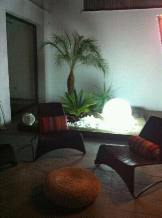 Hotel Salome: rincon de relax con wifi
