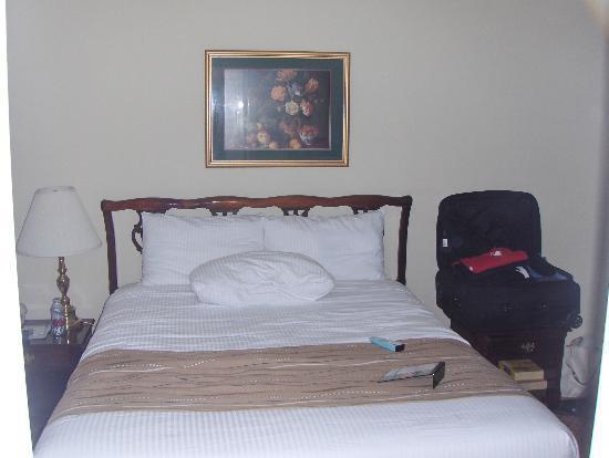 Boston Hotel Buckminster: comfortable bed
