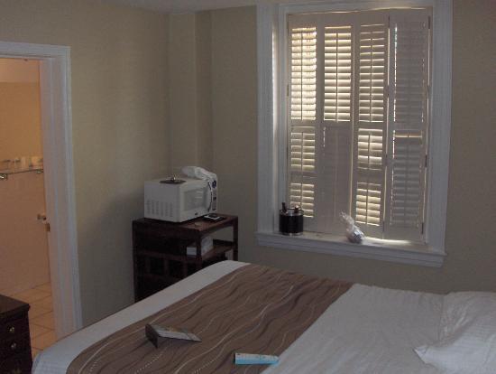 Boston Hotel Buckminster : room no view