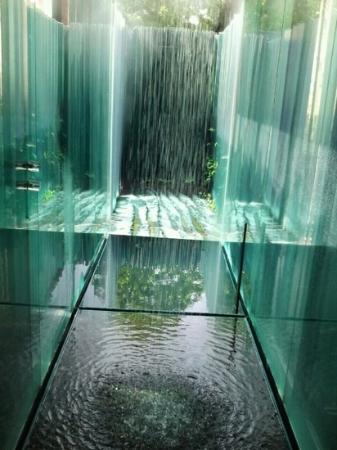 Les Cols Pavellons: bañera