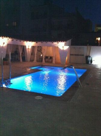 Hotel Salome: la piscina!!