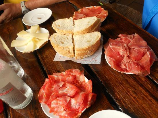 Hotel Simeon: Il pranzo di Don Juan