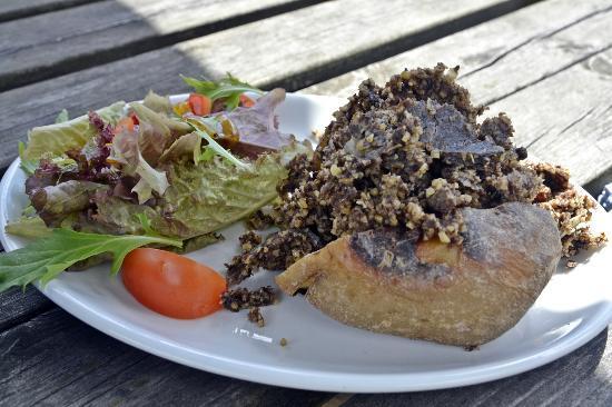 The Forth Inn: Patata con Haggis
