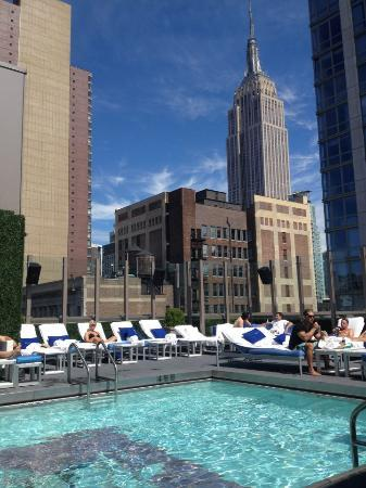 Gansevoort Hotel Park Avenue New York Check Out