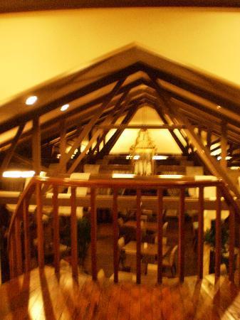 Casa Vallejo: nice lobby