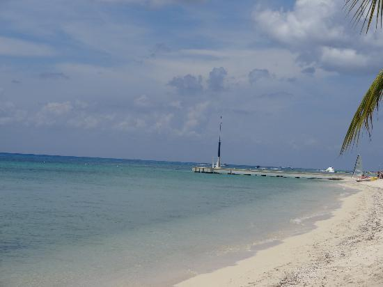 Beach at Allegro Cozumel
