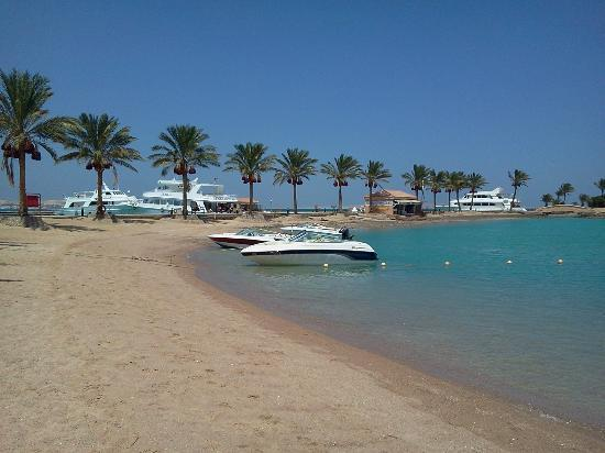 Movenpick Resort Hurghada: all kind of watersports available