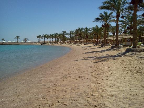 Mövenpick Resort Hurghada: the best beach in hurghada