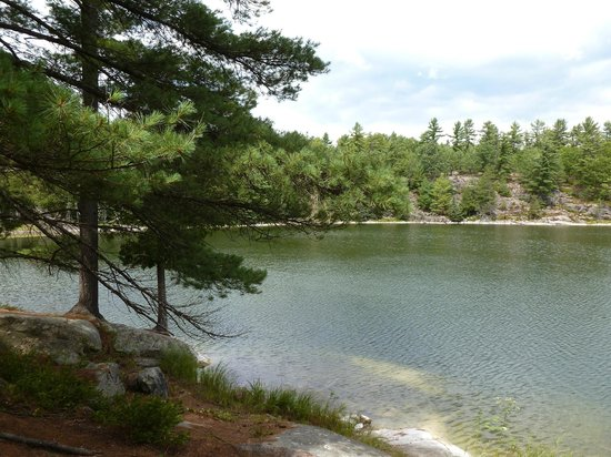 Peterborough, Canada: Minnow Lake