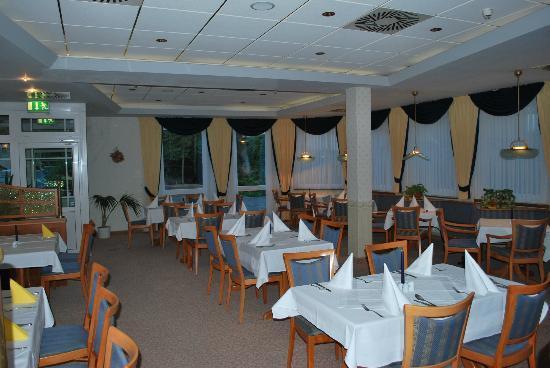 Hotel Domicil Schoenebeck: Speisesaal