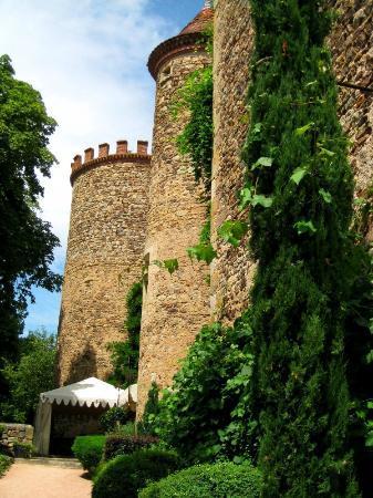 Chateau De Codignat : отель
