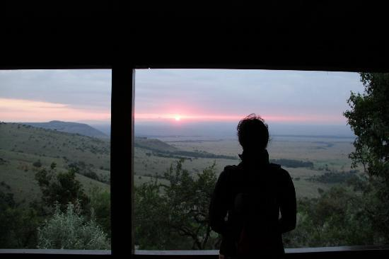 Mara West Camp: view
