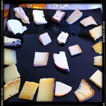 Ristorante Rolle : DO NOT MISS THIS - cheese selection!! 10/10