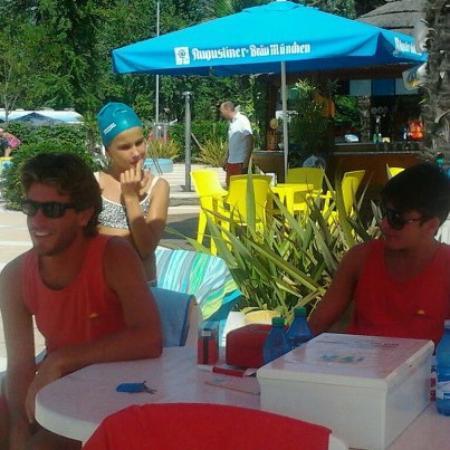 Camping Laguna Village: Giacomo e Filippo
