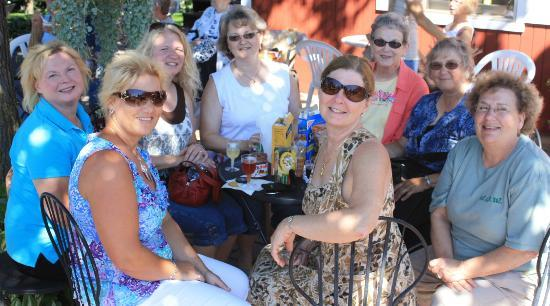 LaPorte, MN: WOW! Women of the Woods at the winery