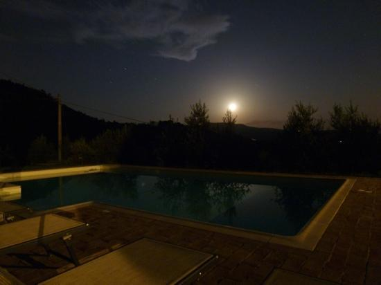 B&B Poggio del Drago: Night view