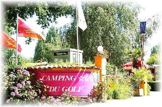 Camping du golf hotel dives sur mer france voir les for Camping dives sur mer avec piscine