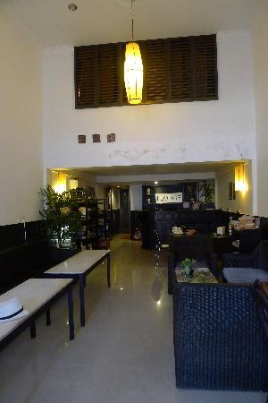 Lobby of I Lodge Guesthouse