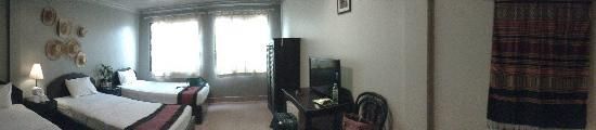 I Lodge: Room