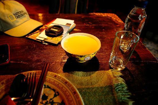 Makye Ame: Yak butter tea