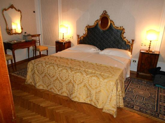Principe Hotel: Our bedroom