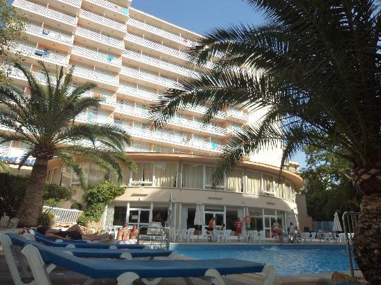 Hotel Pinero Tal: area da piscina