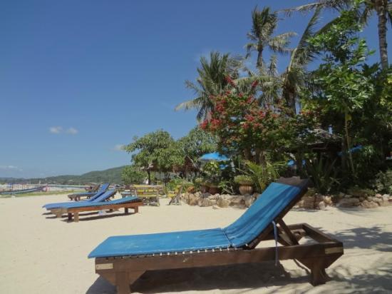 Spa Resort: beach