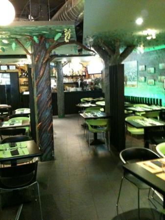 Restaurante Pizzeria Oco: restaurante Oço
