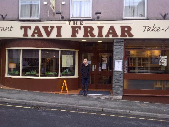 Tavistock, UK: The Tavi Friar