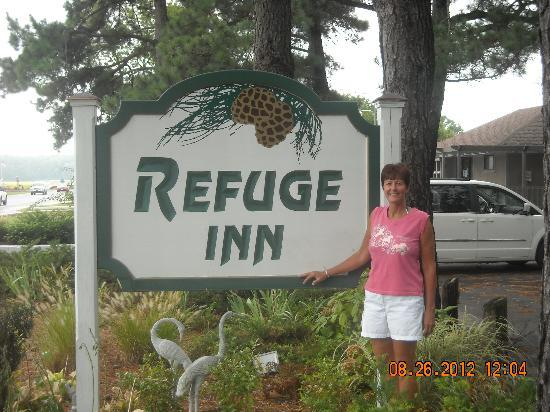 Refuge Inn: Rufuge Inn, Chincoteague Island, VA