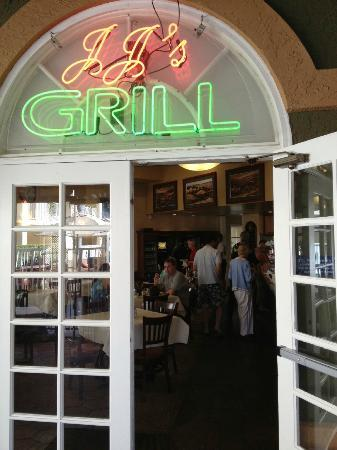 Radisson Hotel San Diego - Rancho Bernardo: Main Entrance to J.J.'s Grill