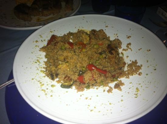 Tha'am: couscous di verdure!!! ottimo