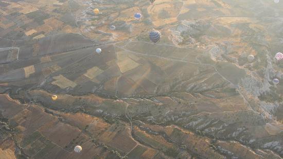 Cihangiroglu Balloons: foto dalla mongolfiera