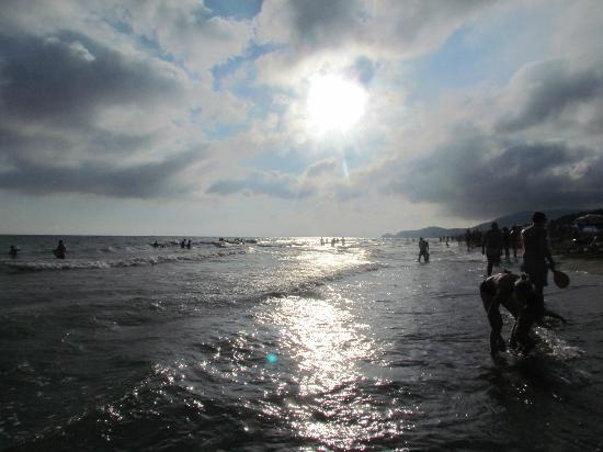 Camping Maremma Sans Souci: spiaggia