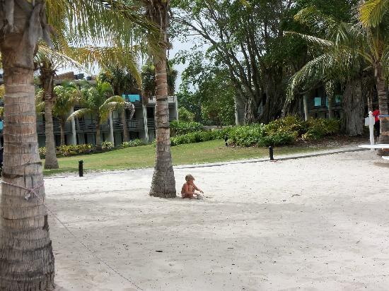 Club Med Sandpiper Bay: beach area