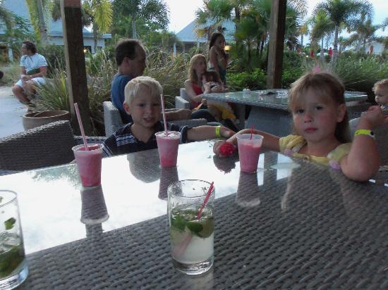 Club Med Sandpiper Bay: deck outside of slice