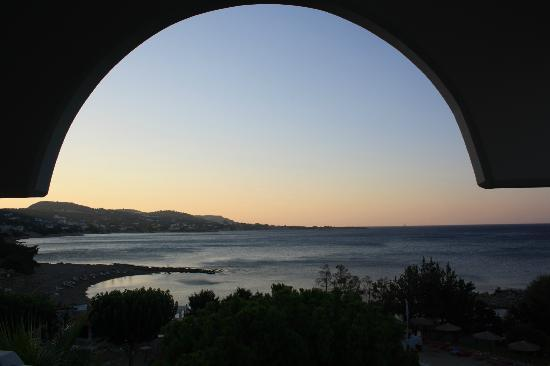 Sunrise Hotel: vue de la chambre