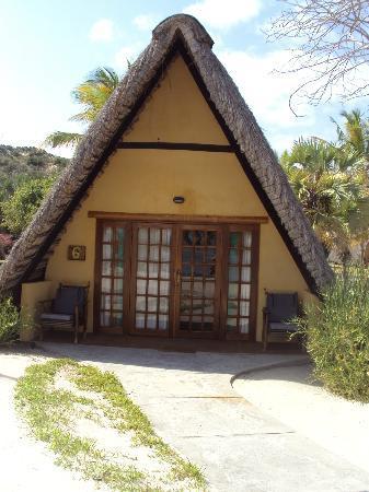 Pestana Bazaruto Lodge All Inclusive : Charming a frame chalets