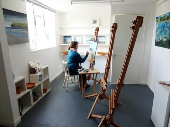 Cornwall Art Studio
