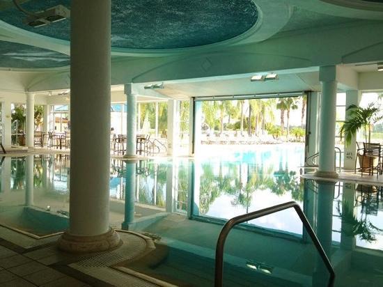 Indoor View Picture Of Bluegreen Fountains Resort Orlando Tripadvisor