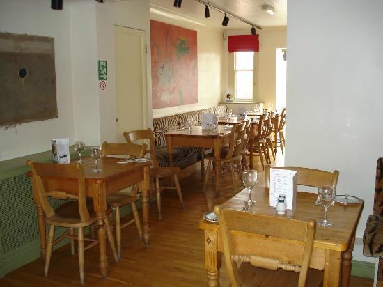 The Kings Head: Dining Area