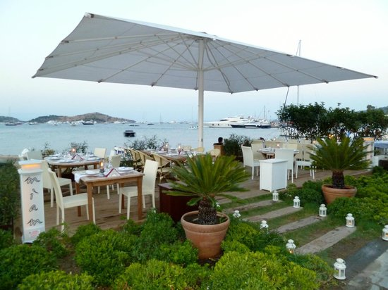 Miam Restaurant: Miam's waterfont